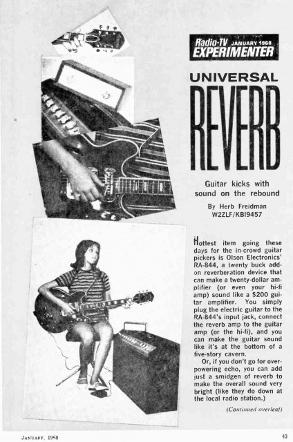 Universal Reverb Radio and TV Experiment January 1967.jpg